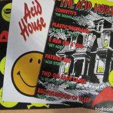 Discos de vinilo: LOTE 3 DISCOS VINILO ACID MIX ACID HOUSE THE ACID HOUSE OF NEW BEAT. Lote 217840925
