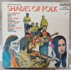 Discos de vinilo: LP SHAPES OF FOLK. Lote 217849010