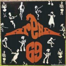 Discos de vinilo: ARENA 69 - MUCHO MEJOR EP SUBTERFUGE 1991. Lote 217853478