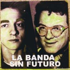 Discos de vinilo: LA BANDA SIN FUTURO - NOS VAN A DESINFECTAR EP MUNSTER 2011. Lote 217854051