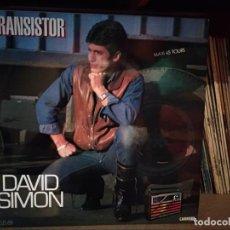Dischi in vinile: DAVID SIMON TRANSISTOR KILLER FRENCH BOOGIE 12 MAXI SIMON HELLOWAY SINGER. Lote 217858827
