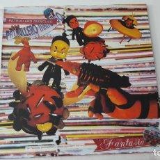 Discos de vinilo: PATRULLERO MANCUSO FANTASIA 1993. Lote 217863445