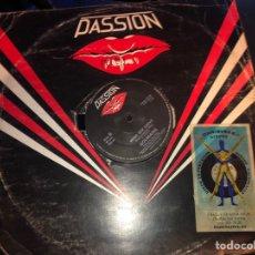 Discos de vinilo: DOLMANN - HIGH SEX DRIVE (REMIX) - 1984 - ELECTRO. Lote 217864435