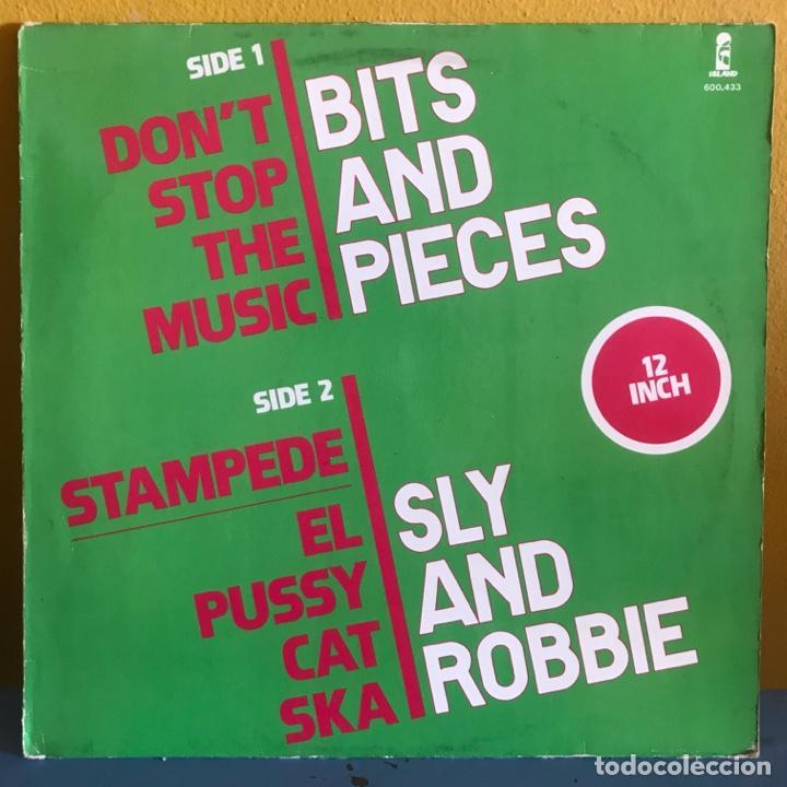 Discos de vinilo: Bits & Pieces Sly & Robbie Dont Stop The Music Stampede El Pussycat Ska - Foto 2 - 217881062