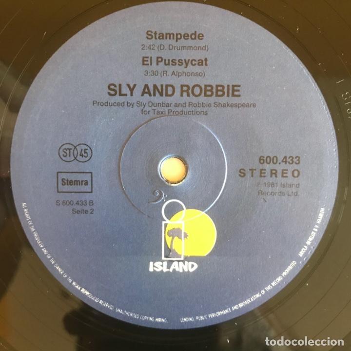 Discos de vinilo: Bits & Pieces Sly & Robbie Dont Stop The Music Stampede El Pussycat Ska - Foto 3 - 217881062