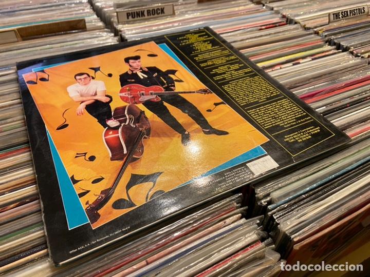 Discos de vinilo: Portada carpeta del lp de Rock 'n' bordes muerte o gloria Solo la portada! NO incluye el disco! - Foto 2 - 217893023
