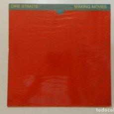 Discos de vinil: VINILO LP. DIRE STRAITS - MAKING MOVIES. 33 RPM.. Lote 217893267