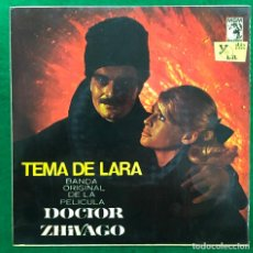 Discos de vinilo: DOCTOR ZHIVAGO - TEMA DE LARA - YURI HUYE..EP MGM DE 1966 RF-4542 , BUEN ESTADO. Lote 217895800