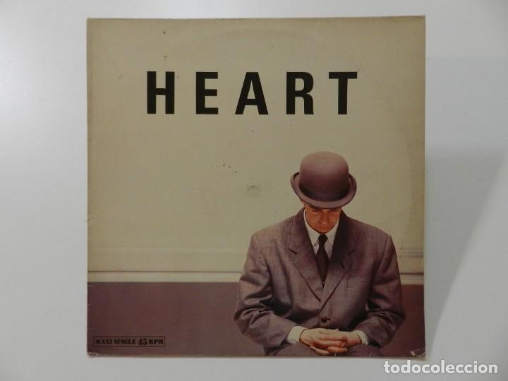 VINILO MAXI. PET SHOP BOYS - HEART. 45 RPM. (Música - Discos de Vinilo - Maxi Singles - Pop - Rock Extranjero de los 70)
