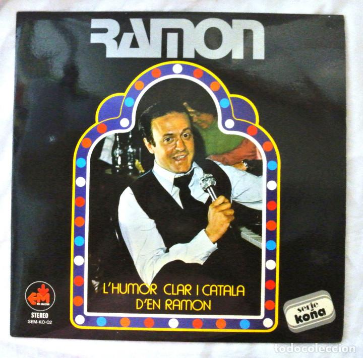 RAMON L'HUMOR CLARO I CATALA D'EN RAMON, EM, 1979 , DISCO VINILO LP (Música - Discos - LP Vinilo - Otros estilos)