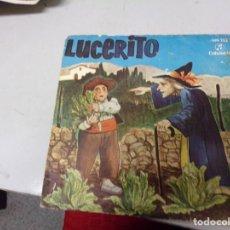 Discos de vinilo: LUCERITO - COLUMBIA. Lote 217897990