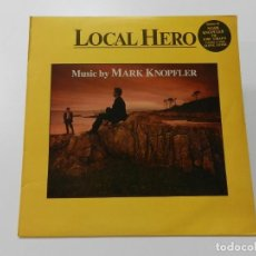Discos de vinil: VINILO LP. LOCAL HERO - MARK KNOPFLER. 33 RPM.. Lote 217902576