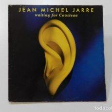 Disques de vinyle: VINILO LP. JEAN MICHEL JARRE - WAITING FOR COUSTEAU. 33 RPM.. Lote 217904280