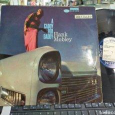 Discos de vinil: HANK MOBLEY LP A CADDY FOR DADDY ESPAÑA 1968. Lote 217906916