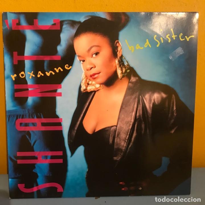 ROXANNE SHANTÉ BAD SISTER (Música - Discos - LP Vinilo - Rap / Hip Hop)