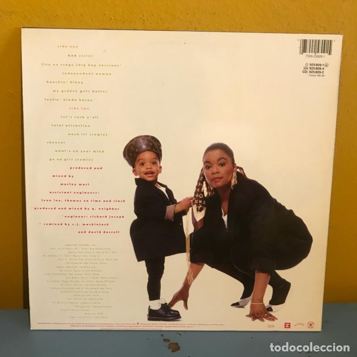 Discos de vinilo: Roxanne Shanté Bad Sister - Foto 2 - 217907236