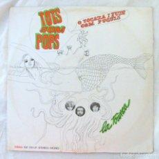 Discos de vinilo: LA TRINCA - TOTS SOM POPS, DISCO VINILO LP, EDIGSA 1969. Lote 217909806