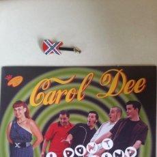 Discos de vinilo: CAROL DEE AND HER V59!! I DON´T MIND, ROCKABILLY. Lote 217914468