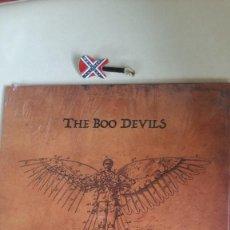 Discos de vinilo: THE BOO DEVILS. DEVIL O-MATIC. EP. ROCKABILLY.EDICION LIMITADA Y NUMERADA. Lote 217914635