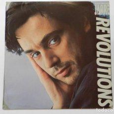 Disques de vinyle: VINILO LP. JEAN MICHEL JARRE - REVOLUTIONS. 33 RPM.. Lote 217924705