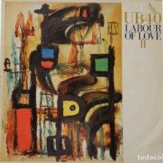 Discos de vinilo: VINILO LP. UB40 - LABOUR OF LOVE II. 33 RPM.. Lote 217925687