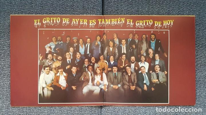 Discos de vinilo: Grandes Grupos españoles - Paso a paso (36 artistas originales) 1.960-1.977. editado por K-Tel - Foto 3 - 217927773