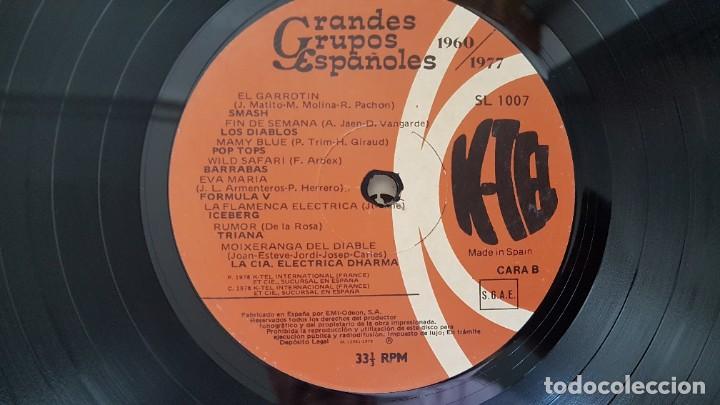 Discos de vinilo: Grandes Grupos españoles - Paso a paso (36 artistas originales) 1.960-1.977. editado por K-Tel - Foto 6 - 217927773