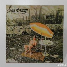 Discos de vinil: VINILO LP. SUPERTRAMP - CRISIS? WHAT CRISIS?. 33 RPM.. Lote 217927807