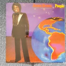 Discos de vinilo: JAMES BROWN - PEOPLE. EDITADO POR POLYDOR. AÑO 1.980. Lote 217928118