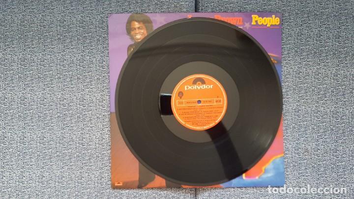 Discos de vinilo: James Brown - People. editado por Polydor. año 1.980 - Foto 4 - 217928118