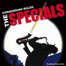 Discos de vinilo: THE SPECIALS – CONQUERING RULER | REEDICIÓN 2018 | NUEVO Y PRECINTADO. Lote 217932668