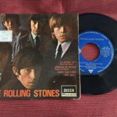 Discos de vinilo: THE ROLLING STONES - THE LAST TIME - EP DECCA - SDGE 80.935 - ESP 1965. Lote 217932862