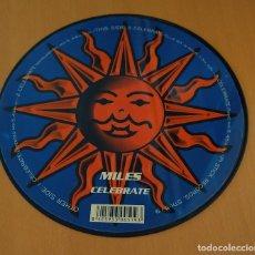 Discos de vinilo: DISCO LP MILES CELEBRATE. RUTA DEL BACALAO. SIN PROBAR. 80-90S. Lote 217934896