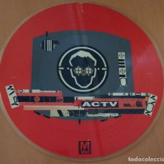 Discos de vinilo: DISCOTECA ACTV VALENCIA. DISCO LP. RUTA DEL BACALAO. SIN PROBAR. 80-90S. Lote 217935202