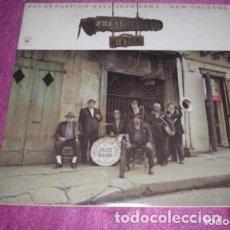 Discos de vinilo: PRESERVATION HALL JAZZ BAND NEW ORLEANS 1976 LP. Lote 217948082