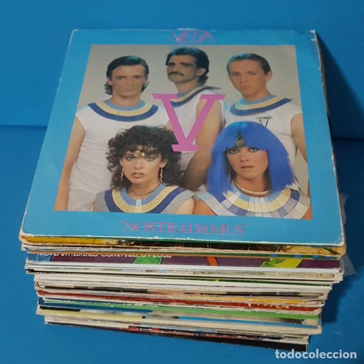 == LOTE Nº 2 - 50 SINGLES VARIOS ESTILOS (Música - Discos - Singles Vinilo - Otros estilos)