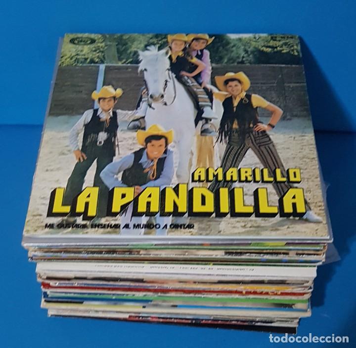 == LOTE Nº 3 - 50 SINGLES VARIOS ESTILOS (Música - Discos - Singles Vinilo - Otros estilos)