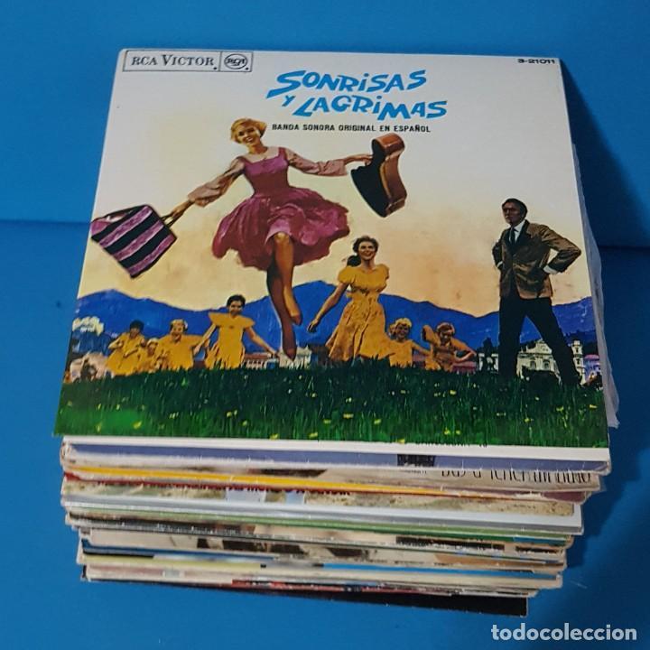 == LOTE Nº 4 - 50 SINGLES VARIOS ESTILOS (Música - Discos - Singles Vinilo - Otros estilos)