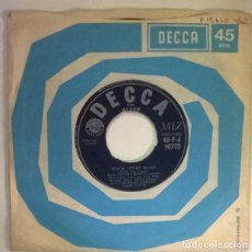 Discos de vinilo: KEN COLYER'S SKIFFLE GROUP. OLD RILEY/ STACK-O'LEE BLUES. DECCA, UK 1956 SINGLE. Lote 217953103