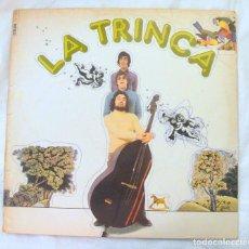 Discos de vinilo: LA TRINCA ,EDICION ESPECIAL PARA LA CAJA DE A. Y MONTE P. BARCELONA, DISCO VINILO LP, EDIGSA , 1974. Lote 217985201