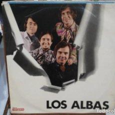 Discos de vinilo: LOS ALBAS - LA ÚLTIMA NOCHE, QUIEN SERÁ, BUGULU, ... - LP. DEL SELLO VERGARA 1969. Lote 217985306