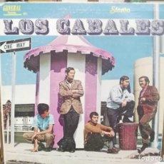Discos de vinilo: LOS CABALES - LA SUECA, LA LÁGRIMA, TRISTEZA, ... - LP. DEL SELLO GENERAL RECORD. Lote 217988228