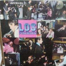 Discos de vinilo: LOS PEKENIKES - IGNACIO, ALFONSO, LUCAS, ... - LP. DEL SELLO HISPAVOX DE 1967. Lote 217989262