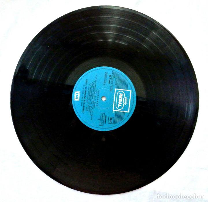 Discos de vinilo: COBLA LA PRINCIPAL DE LA BISBAL-SARDANES ,HAVANERES GRUP TERRA ENDINS, DISCO VINILO LP, REGAL 1980 - Foto 3 - 217989636
