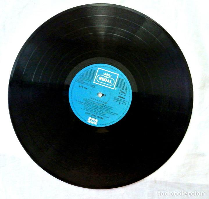Discos de vinilo: COBLA LA PRINCIPAL DE LA BISBAL-SARDANES ,HAVANERES GRUP TERRA ENDINS, DISCO VINILO LP, REGAL 1980 - Foto 4 - 217989636