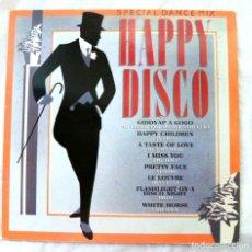 Discos de vinilo: SPECIAL DANCE MIX HAPPY DISCO, DISCO VINILO LP, CBS , 1983. Lote 217991855