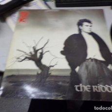 Discos de vinilo: THE RIDDLE. Lote 217994427
