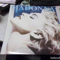 Discos de vinilo: MADONNA - TRUE BLUE. Lote 217994808