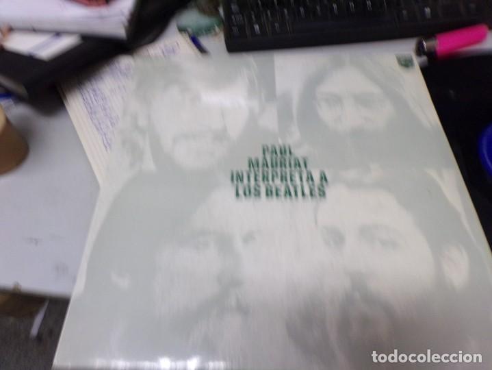Discos de vinilo: Paul Mauriat interpreta a los beatles - Foto 3 - 217995515