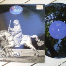 Discos de vinilo: SHUKA - AL JAIMA, FUSION MUSICA MARROQUÍ CON ANDALUZA. Lote 218002858
